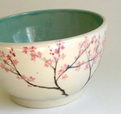 I adore cherry blossoms. color me mine?
