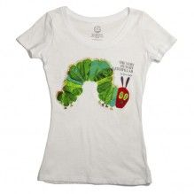 Love this site, lots of book t-shirts, love the very hungry caterpillar