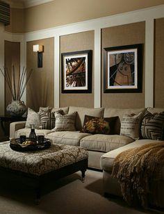 Brown Living Room Ideas Alluring My Secret Cheat Sheet Of Measurements  Blue Bedroom Curtains 2017