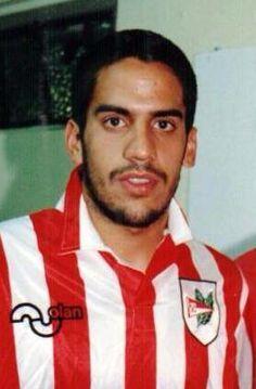 Juan Sebastian Veron, Estudiantes de la Plata (1994-1996) Football Stickers, Football Cards, Football Soccer, Good Soccer Players, Football Players, Sport, Play Maker, Men, Legends