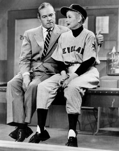 Lucy with Bob Hope