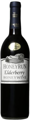 2012 HoneyRun Winery Dry Elderberry Honeywine 750 mL Wine * Check this awesome product by going to the link at the image. Whiskey Bottle, Vodka Bottle, Mead Wine, Grape Vines, Wines, Canning, Marketing Ideas, Image Link, Amazon