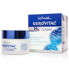 GEROVITAL H3 CLASSIC, Moisturizing Lift Day Cream (With Hyaluronic Acid) *** Continue with the details at the image link. #MakeupBrushes