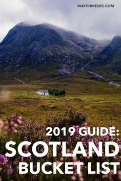 my Off-Beat Scotland Bucket List for 2019 Think you've seen Scotland after a trip to Edinburgh, Skye and the Highlands? Think again! Here are 12 places on my off-beat Scotland bucket list for you've seen Scotland after a trip to Edinburgh, Skye Scotland Travel Guide, Scotland Vacation, Scotland Road Trip, Ireland Travel, Scotland Sightseeing, Camping Scotland, Visiting Scotland, Isle Of Mull, Places To Travel
