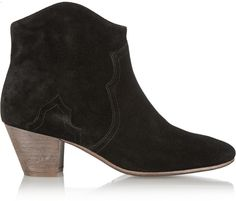 Isabel Marant The Dicker suede ankle boots on shopstyle.co.uk