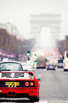 F40 Champs Elysee //Katrox