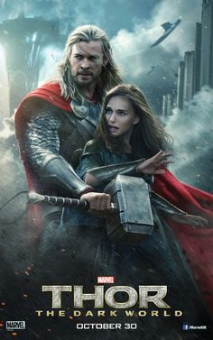 Thor: The Dark World - Movie Posters