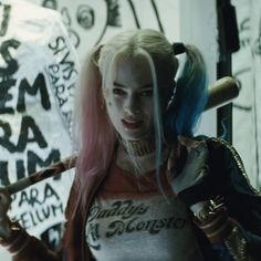 """We're Bad Guys, it's what we do!"" - Harley Quinn, Suicide Squad ( 2nd Trailer )"