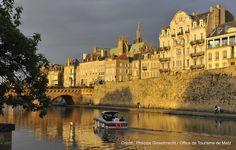 Au soleil couchant (15)   Découvrez Metz en venant nous rendre visite :-) !