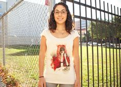 """""""RED"""" - Threadless.com - Best t-shirts in the world"""