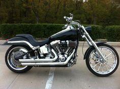 2002 Harley Deuce Custom