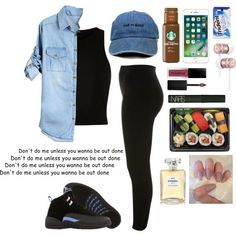 Tip-toein in my Jordans (QOTD in d) by ahriraine on Polyvore featuring polyvore, мода, style, River Island, Miss Selfridge, NIKE, Smashbox, NARS Cosmetics, Chanel and Beats by Dr. Dre