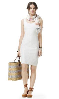 Sabrina Sheath Dress $198.50