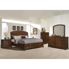 Rivington 5 Pc. King Bedroom | Weekends Only Furniture and ...