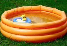 Pulire la piscina gonfiabile dei piccoli: i trucchi per avere sempre l'acqua pulita e limpida!