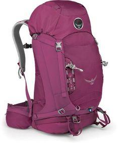 Osprey Kyte 46 Pack - Women\'s $180 44L https://www.youtube.com/watch?v=MVzCKsCQVM8