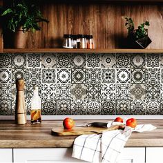 carrelage stickers tile stickers 24 Tiles Decals Tiles Stickers mixed Tiles for walls Kitchen Bathro Kitchen Decals, Kitchen Backsplash, Tiles For Kitchen, Spanish Tile Kitchen, Mexican Tile Kitchen, Bathroom Decals, Kitchen Paint, Peel And Stick Tile, Stick On Tiles