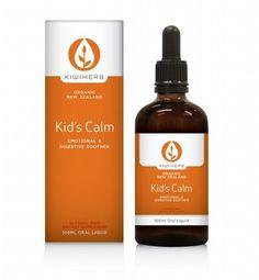 Kiwiherb Kids Calm 50ml