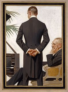 Kuppenheimer Suits Advertisement by Leyendecker, J.C.