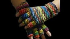 Crochet Gloves Pattern With Fingers Free Crochet Pattern For Gloves Without Fingers Dancox Ba Mittens Crochet Gloves Pattern With Fingers Dragon Tears Fingerless Gloves Crochet Pattern Heart Hook Home. Crochet Gloves Pattern With Fingers Free Crochet P. Round Loom Knitting, Loom Knitting Stitches, Knifty Knitter, Loom Knitting Projects, Finger Knitting, Knitting Videos, Knitting Tutorials, Cross Stitches, Knitting Needles