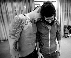 Chester and Brad and Lots Of Love!
