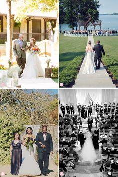 Fotografia: Entrada da Noiva | Mariée: Inspiração para Noivas e Casamentos