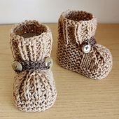 http://www.ravelry.com/patterns/library/warm-feet-baby-booties