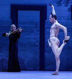 Bruno Schwengl Don Juan Ballett Berlin Don Juan, Costume Design, Statue, Apparel Design, Sculpture