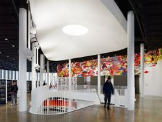 Gallery - Chinatown Branch Library / SOM - 1