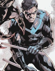 (Nightwing #8, 2016)                                                                                                                                                                                 More