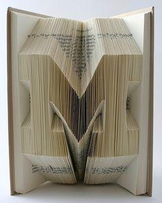 Book-Origami-Typography-4.jpg (396×497)