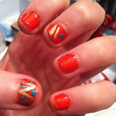Indian Nails!