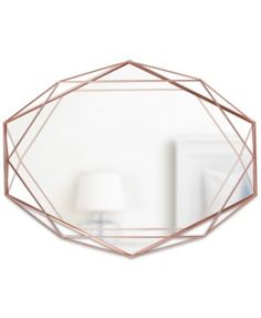 Umbra Prisma Mirror  Sale $124.99    Reg. $180.00 Sale ends 8/14/16   Savings not based on actual sales EXTRA 15% OFF USE: HOME code: HOME details Color : Copper