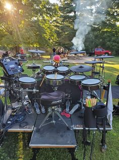 Electric Drum Set, Electric Guitars, E Drum, Percussion Drums, Best Drums, Instruments, Drum Lessons, Drum Kits, Custom Guitars