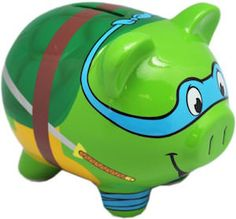 Your Little Ninja Can Start Saving Up With This Adorable