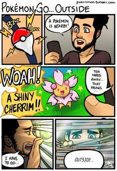 Pokémon Go... Outside: Is It Worth It?