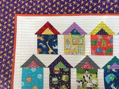 Sew Preeti Quilts: Animal House and a Giveaway