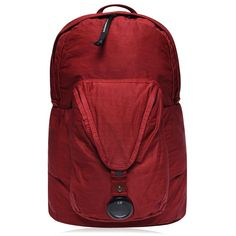 Buy your CP COMPANY - Lens Pocket Backpack from Urban Garmz and find other great designer menswear brands with discounts up to off. No discount codes needed for our collection of men's fashion clothing! Chevron Backpacks, Mens Designer Accessories, Lens Logo, Eagle Print, Men's Fashion Brands, Back Strap, Mens Clothing Styles, Emporio Armani, Fashion Backpack