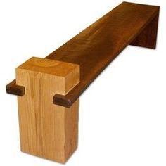 designer furniture. Paint bottom and inside dark wood bright color or edge of dark wood