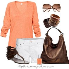 """Spring Casual"" by uniqueimage on Polyvore"