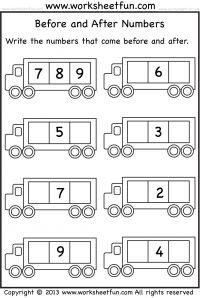 Kindergarten Worksheets / FREE Printable Worksheets – Worksheetfun