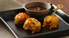 Appetizer Recipes for a Crowd RECIPES | Bisquick Appetizers - Betty Crocker