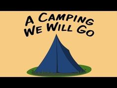 Expert Answers For The Most Common Camping Questions. Camping makes for some of the most exciting travel experiences. You can learn more about yourself and enjoy the wonders of nature. Preschool Songs, Preschool Themes, Kids Songs, Classroom Themes, Camping Songs For Kids, Camping Ideas, Preschool Camping Activities, Kids Camp, Therapy Activities