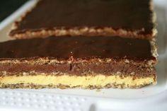 Prăjitura Alcazar - reteță veche, fabulos de delicioasă, d Romanian Desserts, Romanian Food, Easter Pie, Food Cakes, Something Sweet, Restaurant, Baked Goods, Cake Recipes, Caramel