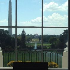 #whitehouse #DC #washington #president #blueroom #usa great view from inside the WhiteHouse thanks to my congressman Randy Hultgren. Thank you sir! #illinois #hultgren #conservative #republican by gschultz44 #WhiteHouse #USA