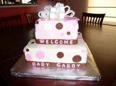 gift wrap cake