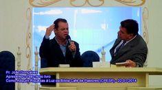 João Gonçalves - Café do Conselho na Ig Quadrangular 22-01-2014 Por Getú...