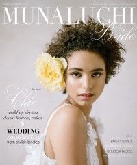 Our new issue is on sale now! Visit your newest newsstand to get a copy or purchase online at http://munaluchibridal.com/purchase-now