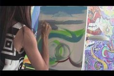 How to Use Acrylic Paints on Canvas (4 Steps)   eHow