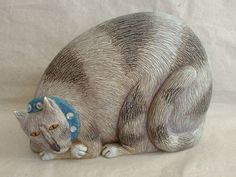 Marsha McCarthy Cats Rule Figurine - Jewel Cat (06/06/2011)